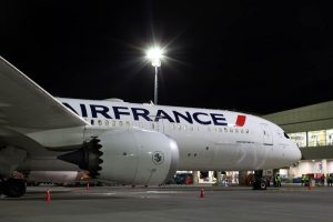 Airfrance Boeing 787